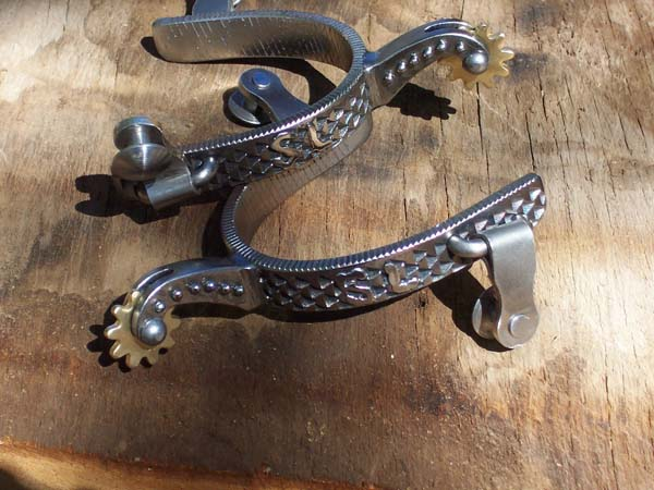 Elliott Bit and Spur - Hand Crafted Spurs, Bits & Buckles by